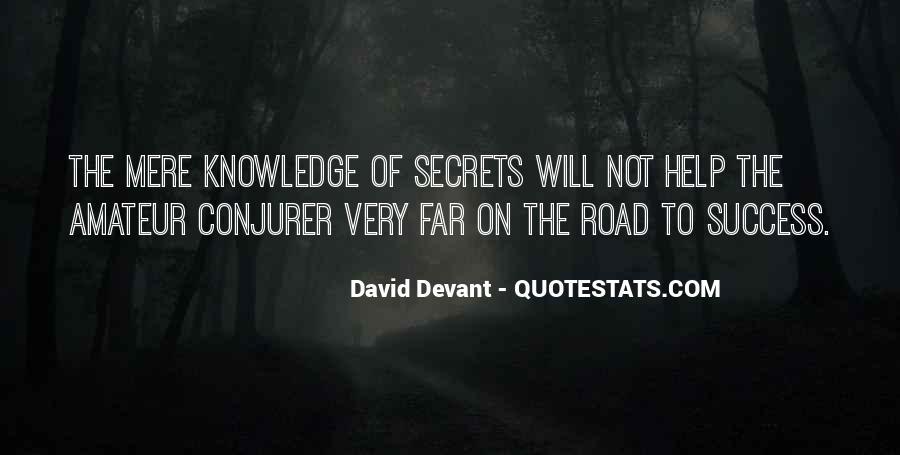 David Devant Quotes #909669