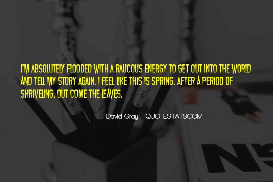David Gray Quotes #1266144