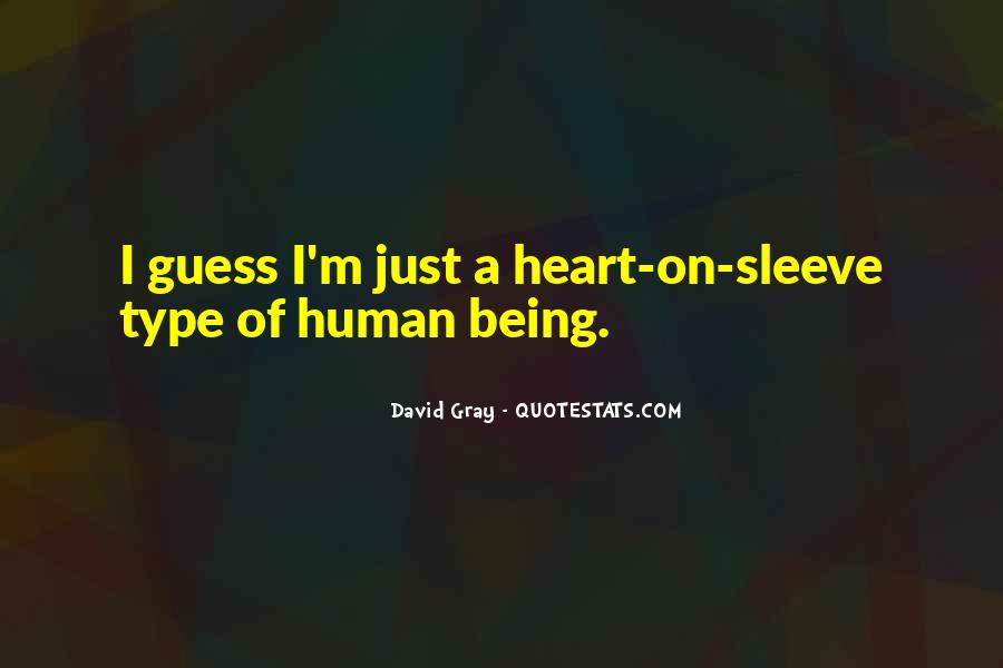 David Gray Quotes #1378240