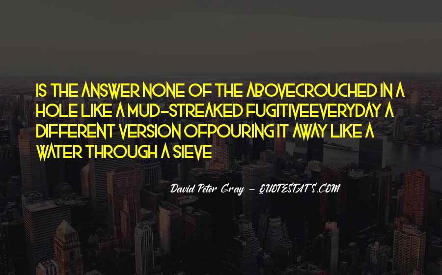 David Gray Quotes #1733640