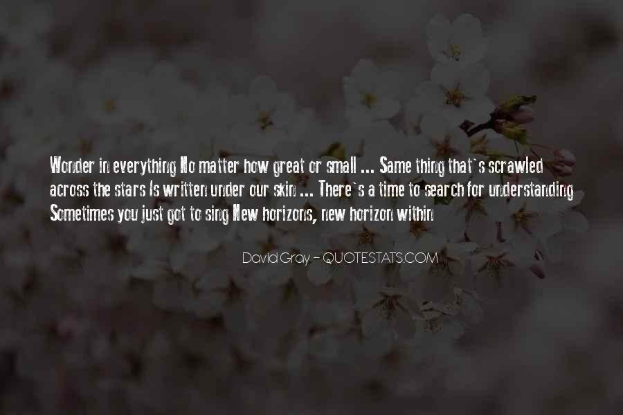 David Gray Quotes #1778727
