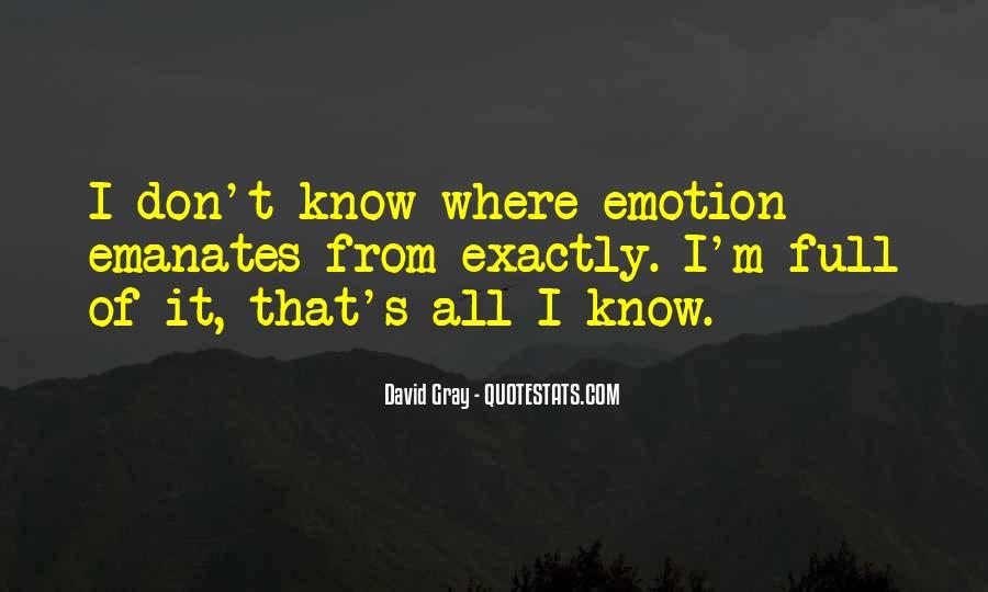 David Gray Quotes #417138