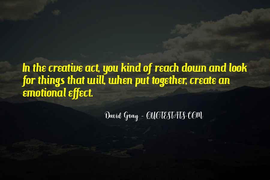 David Gray Quotes #507656