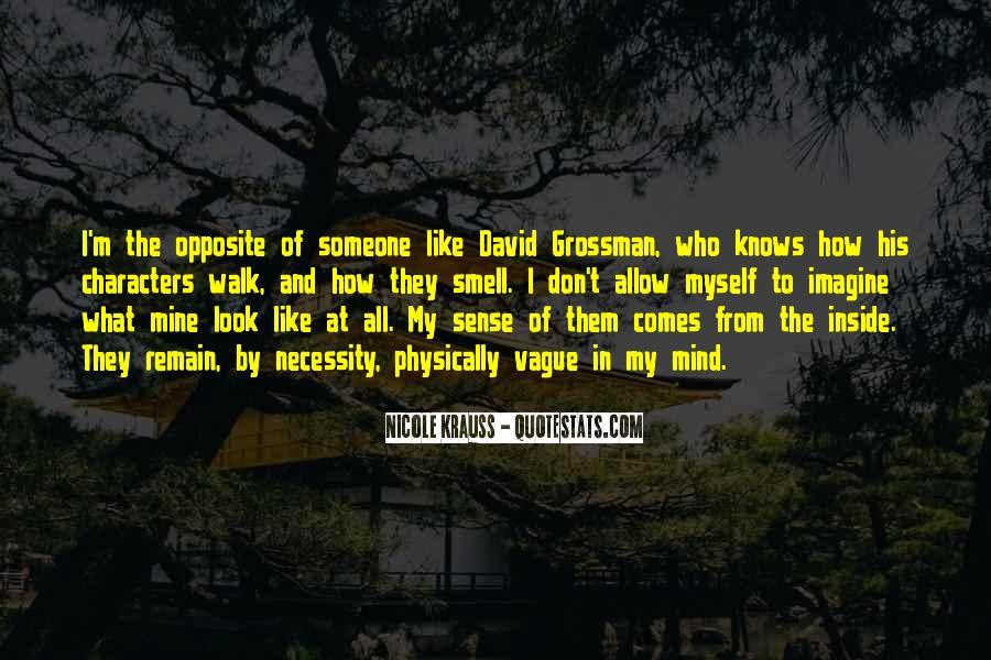 David Grossman Quotes #139415