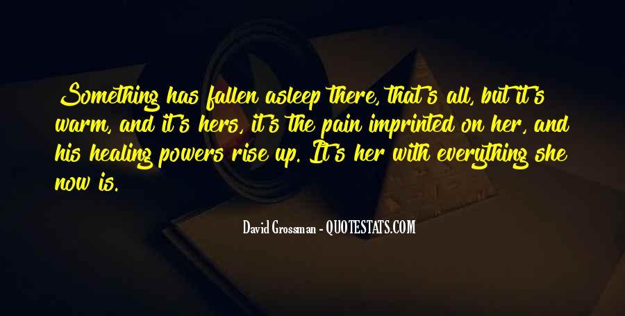 David Grossman Quotes #1710293