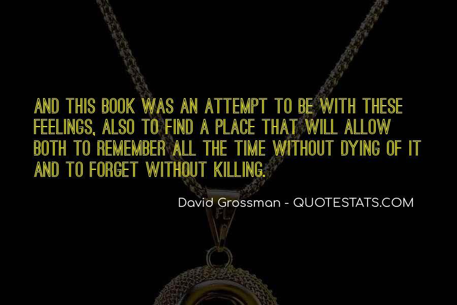 David Grossman Quotes #1851091