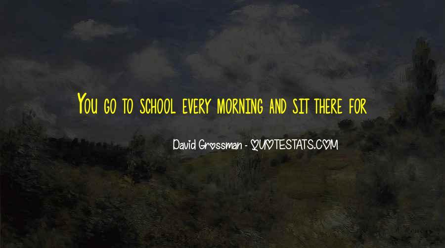 David Grossman Quotes #467359