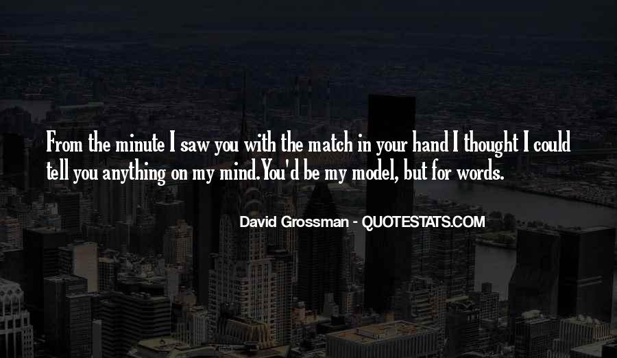 David Grossman Quotes #582076
