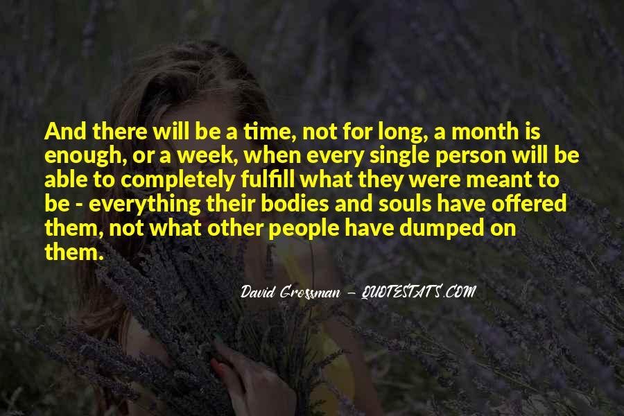 David Grossman Quotes #639503