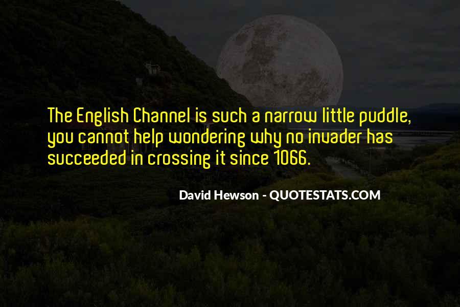 David Hewson Quotes #1056929