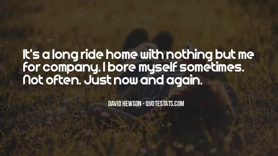 David Hewson Quotes #1108892