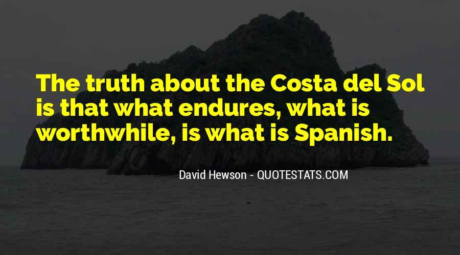 David Hewson Quotes #1135973