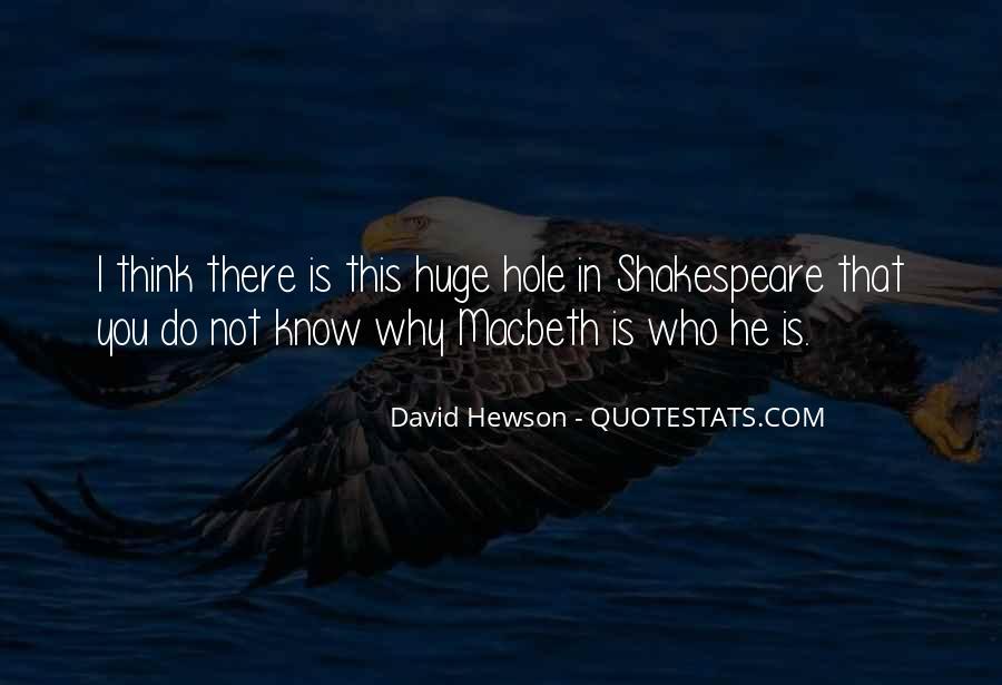 David Hewson Quotes #1288216