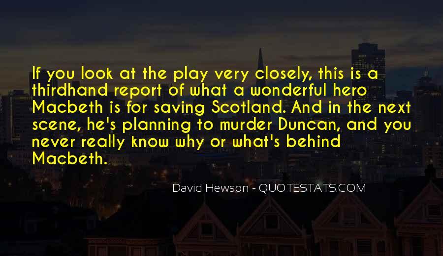 David Hewson Quotes #1493961