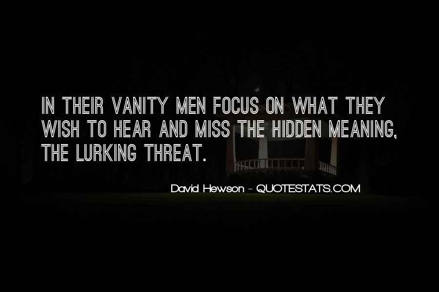 David Hewson Quotes #1572342
