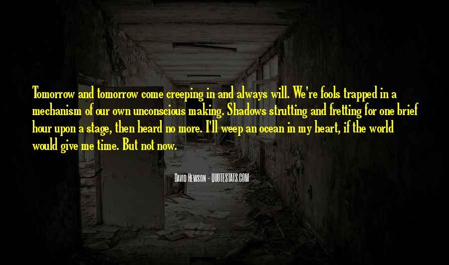 David Hewson Quotes #1616331