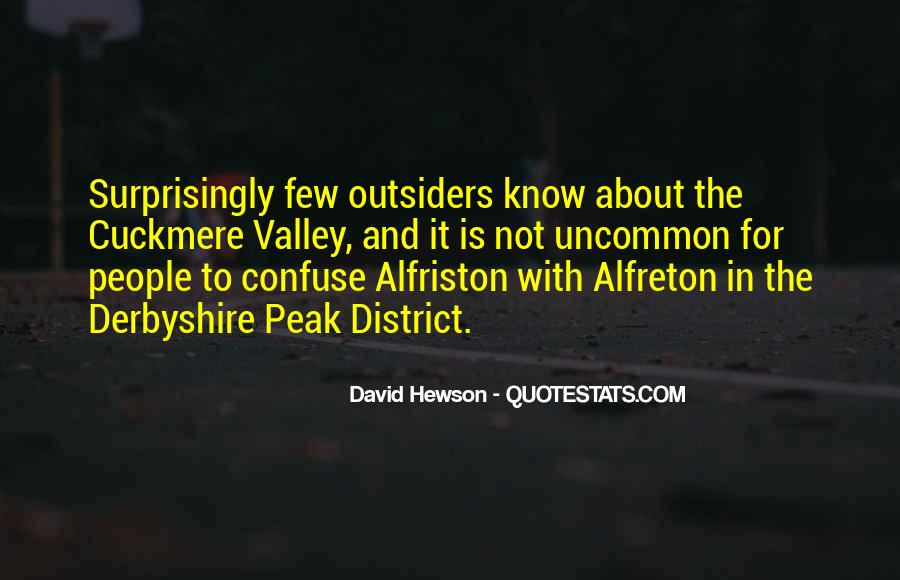 David Hewson Quotes #1631043