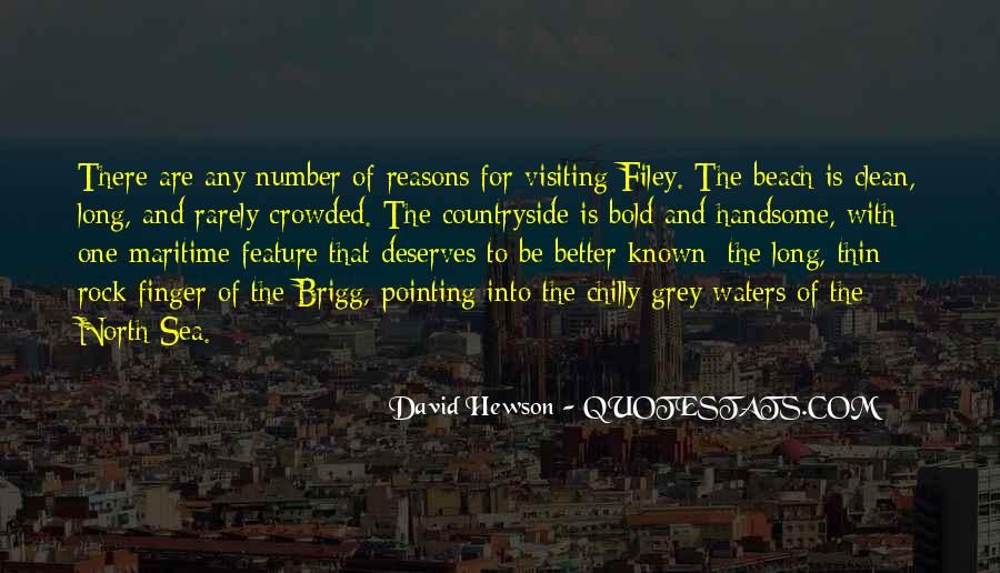 David Hewson Quotes #1696051