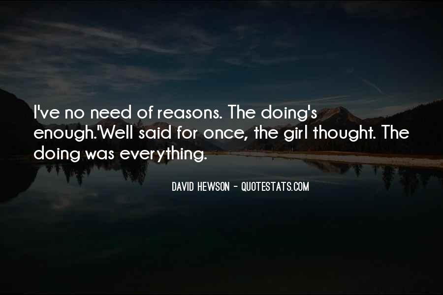 David Hewson Quotes #1771488