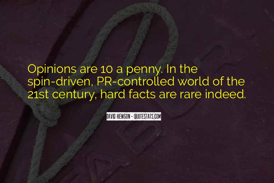 David Hewson Quotes #1856671