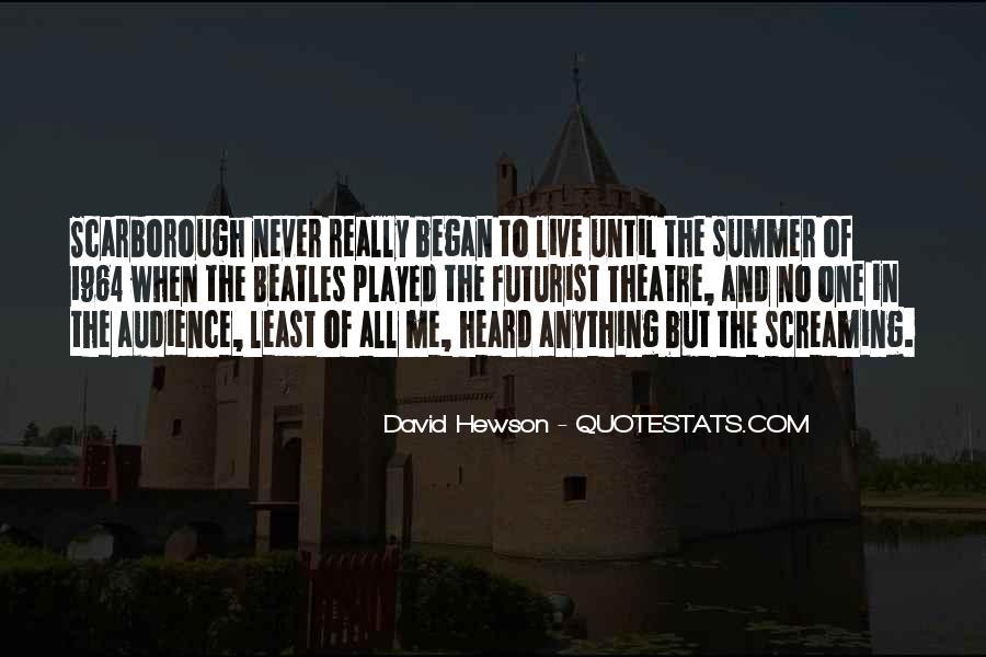 David Hewson Quotes #1869582