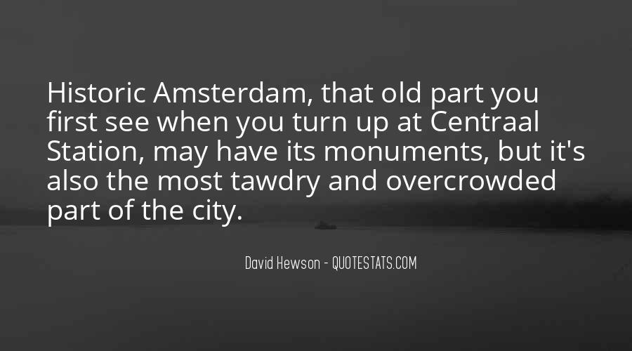 David Hewson Quotes #237778