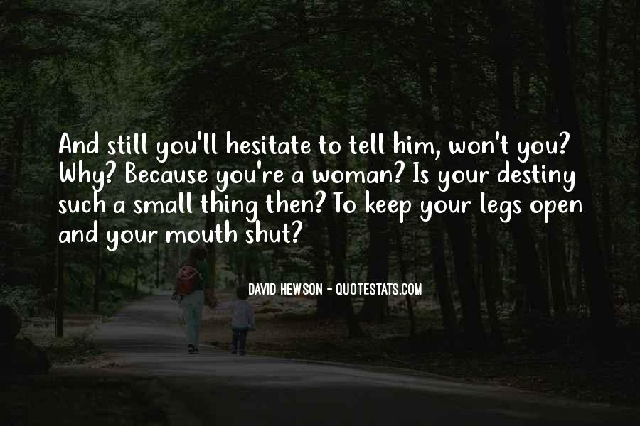 David Hewson Quotes #358794