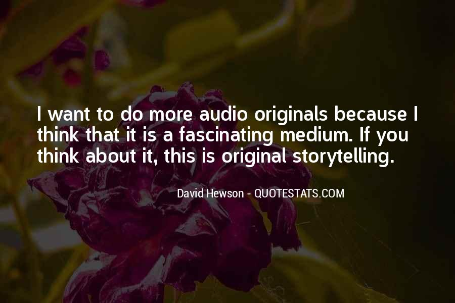 David Hewson Quotes #622748