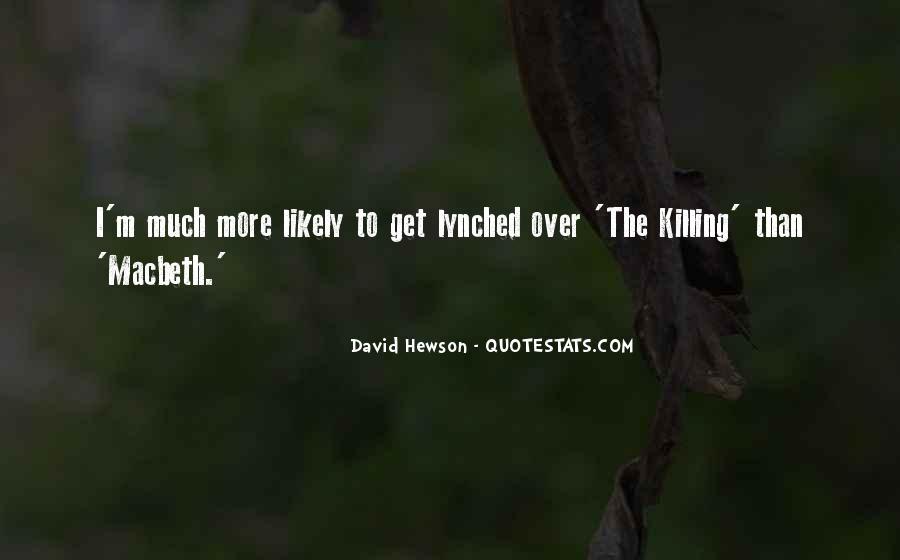 David Hewson Quotes #632680
