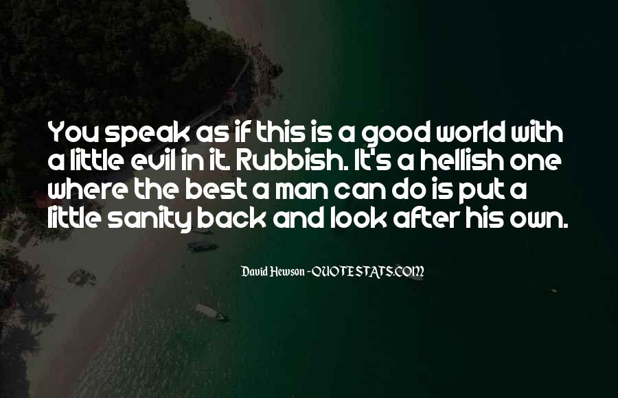 David Hewson Quotes #779902