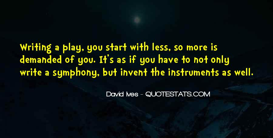 David Ives Quotes #1517854