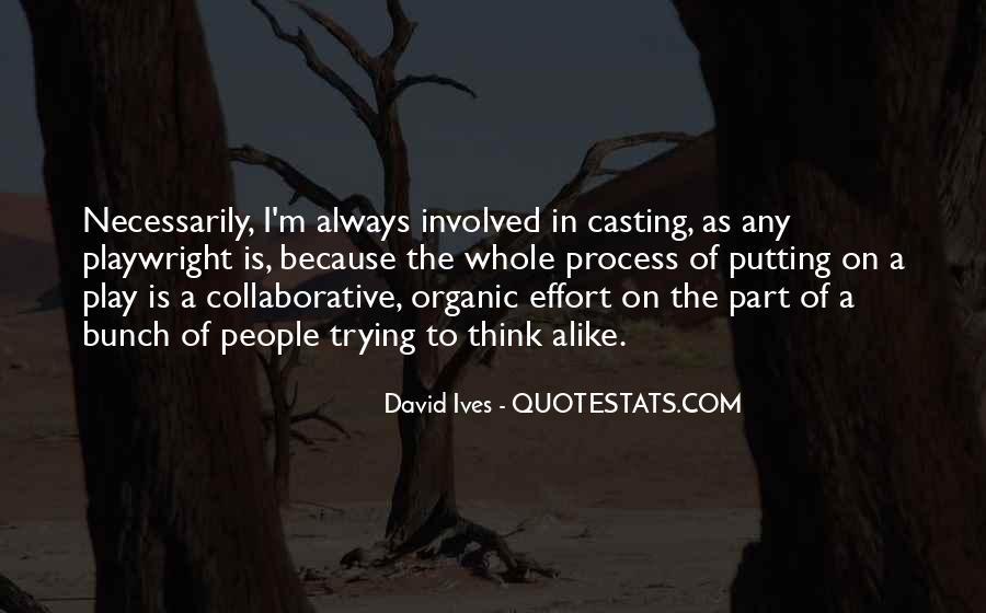 David Ives Quotes #1519099
