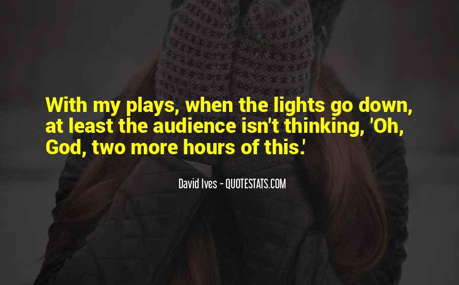 David Ives Quotes #1583586