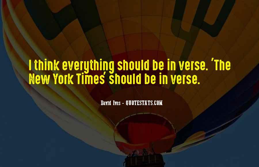 David Ives Quotes #1608378