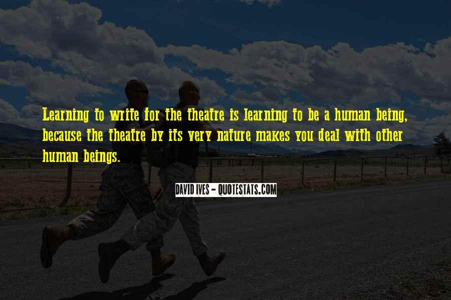 David Ives Quotes #1831476