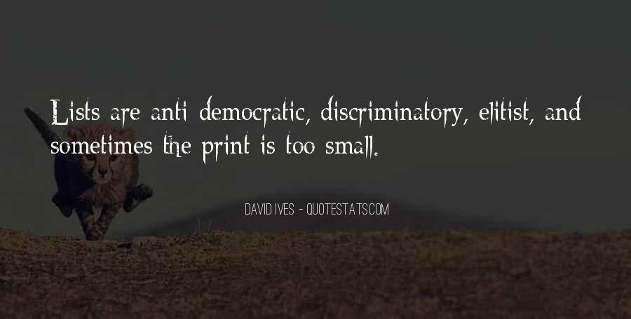 David Ives Quotes #74041