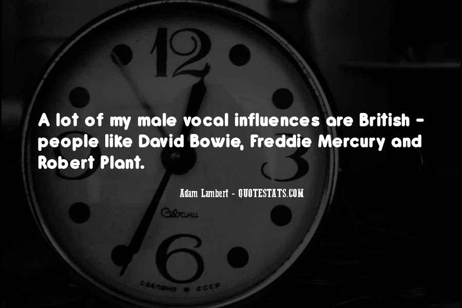 David Lambert Quotes #1532465