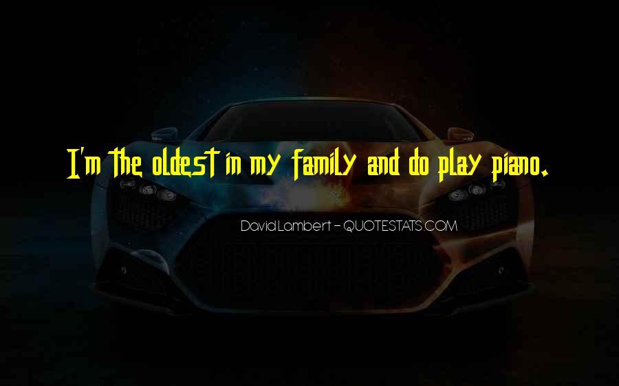 David Lambert Quotes #794370