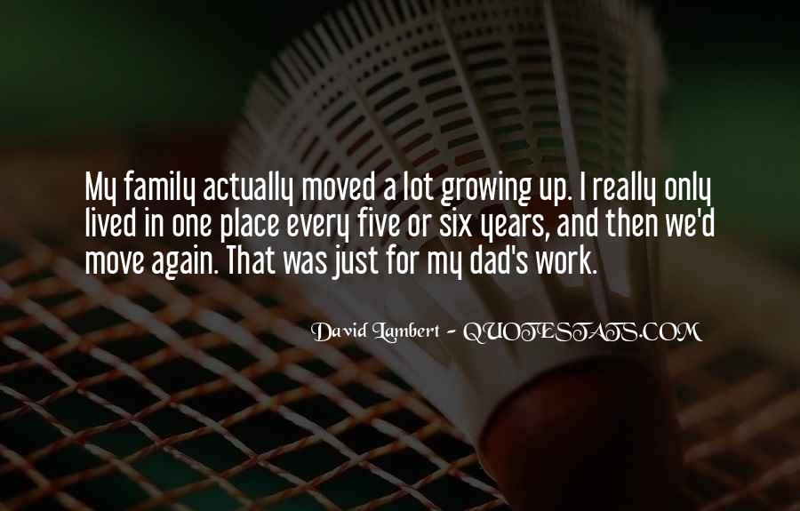 David Lambert Quotes #817439