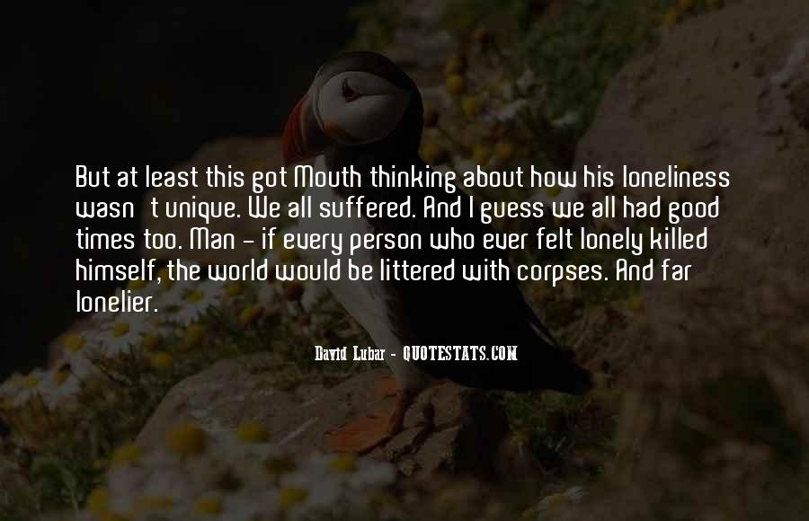 David Lubar Quotes #1306689