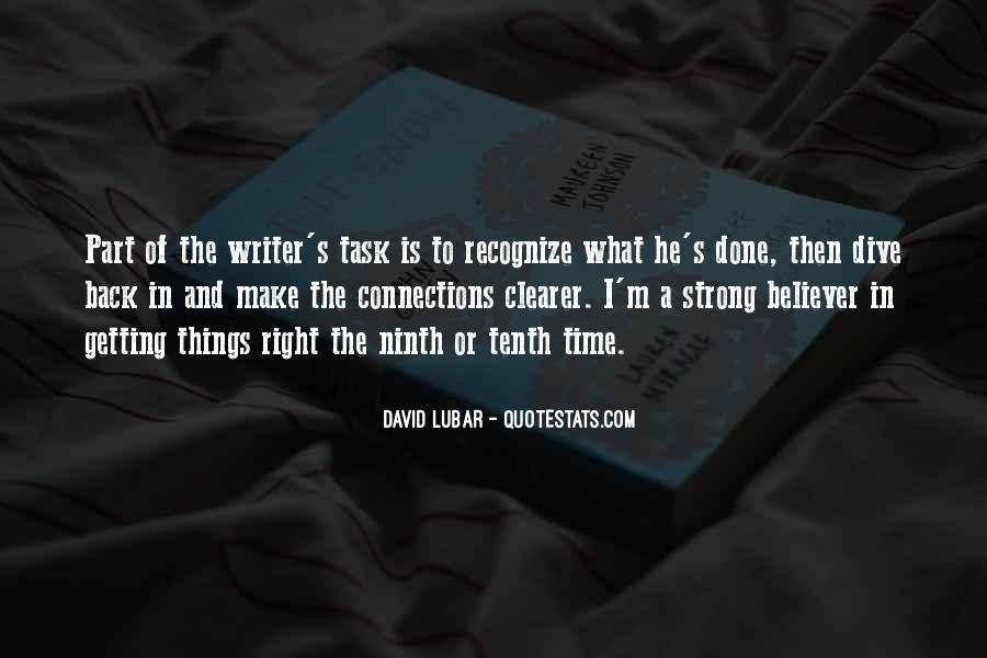 David Lubar Quotes #805183