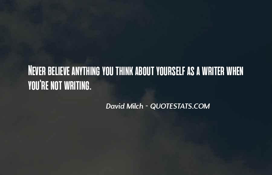 David Milch Quotes #1695615