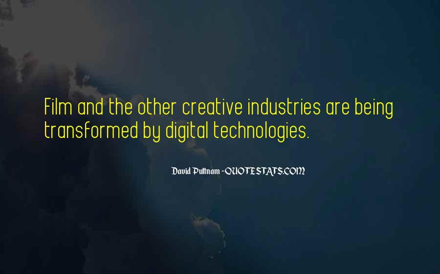 David Puttnam Quotes #1144838