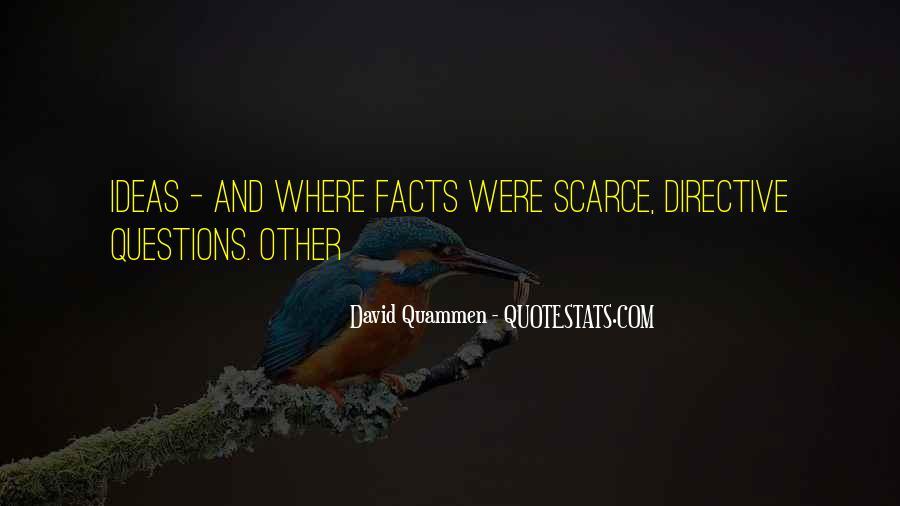 David Quammen Quotes #1000662