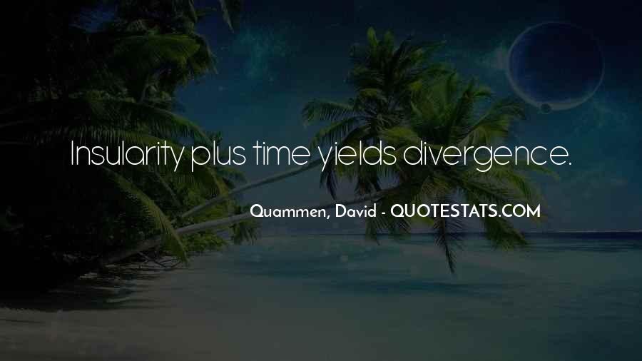 David Quammen Quotes #1001437
