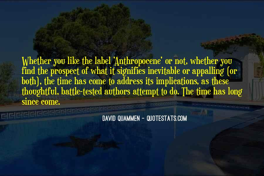 David Quammen Quotes #1006660