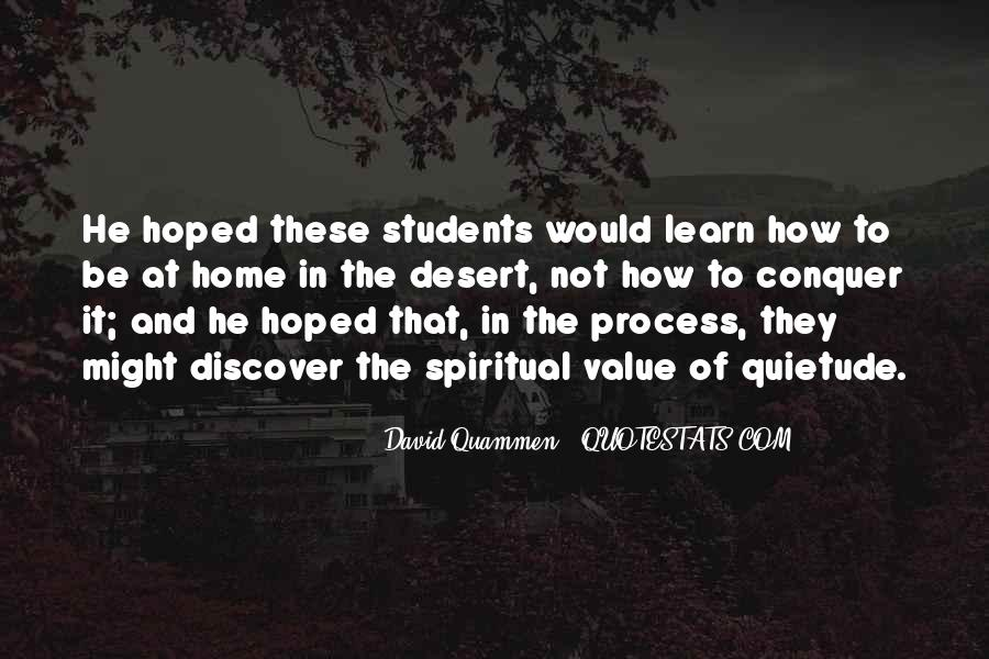 David Quammen Quotes #1243723