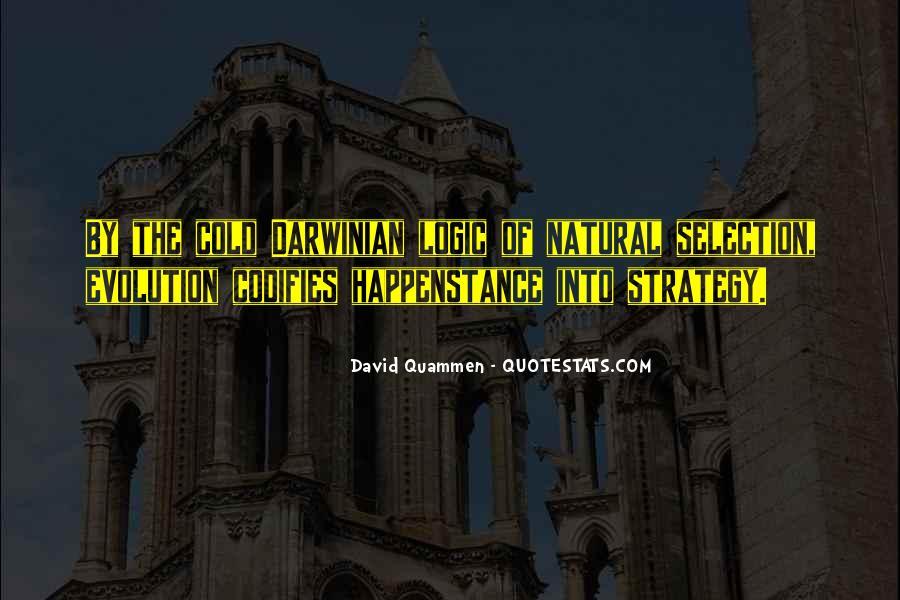 David Quammen Quotes #1359772