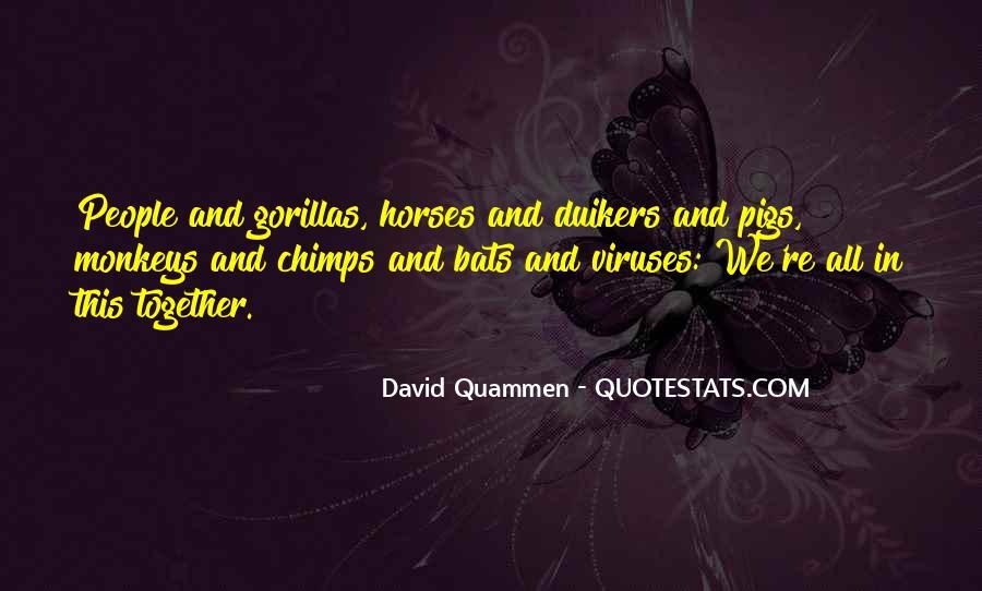 David Quammen Quotes #1374464