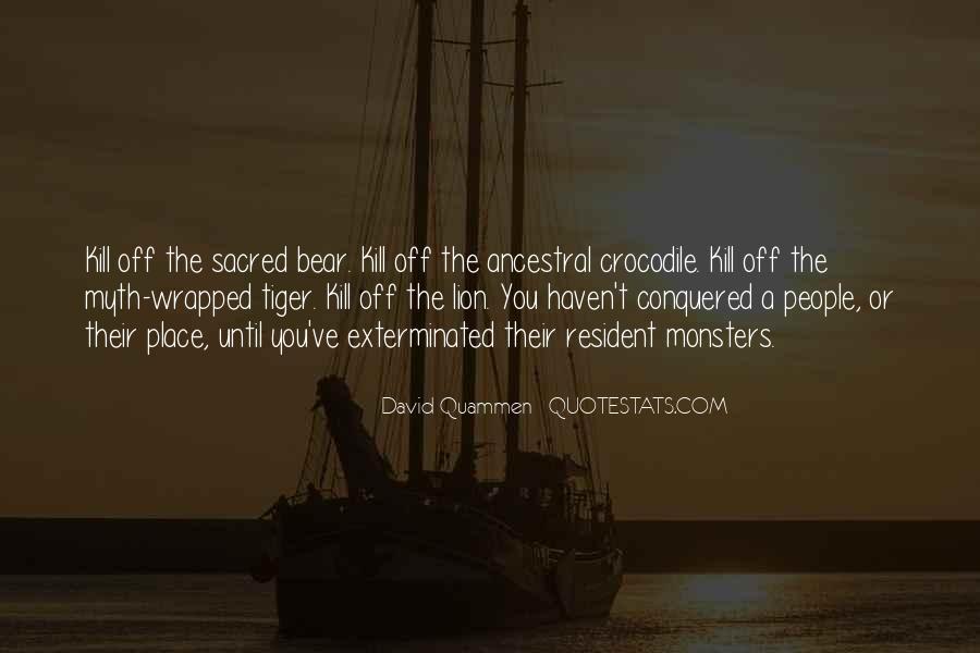 David Quammen Quotes #146785